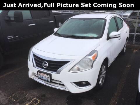 2016 Nissan Versa for sale at Royal Moore Custom Finance in Hillsboro OR