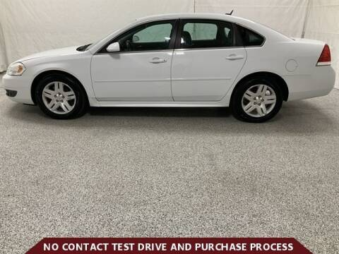 2011 Chevrolet Impala for sale at Brothers Auto Sales in Sioux Falls SD