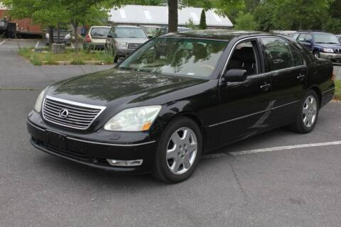 2004 Lexus LS 430 for sale at Auto Bahn Motors in Winchester VA
