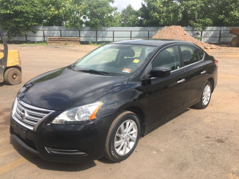 2013 Nissan Sentra for sale at Absolute Auto in Middlesex NJ