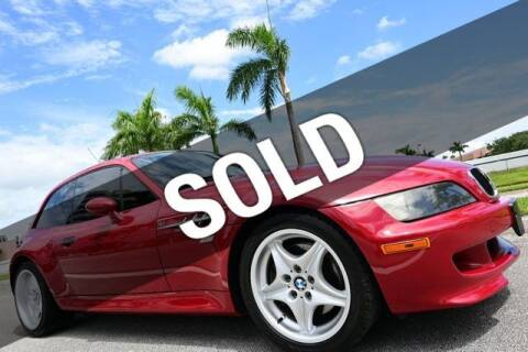 1999 BMW M for sale at MOTORCARS in West Palm Beach FL