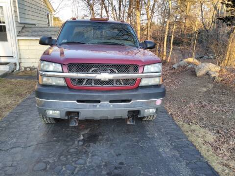 2004 Chevrolet Silverado 2500HD for sale at Maple Street Auto Sales in Bellingham MA