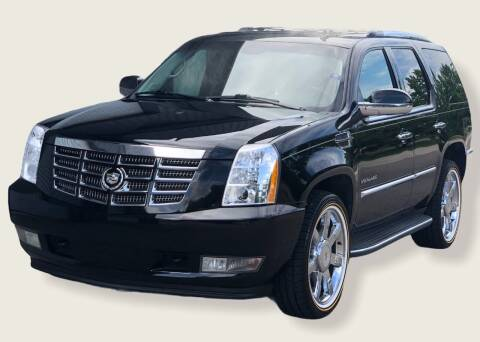 2010 Cadillac Escalade for sale at Car Shop of Mobile in Mobile AL