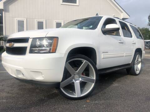 2012 Chevrolet Tahoe for sale at Beckham's Used Cars in Milledgeville GA