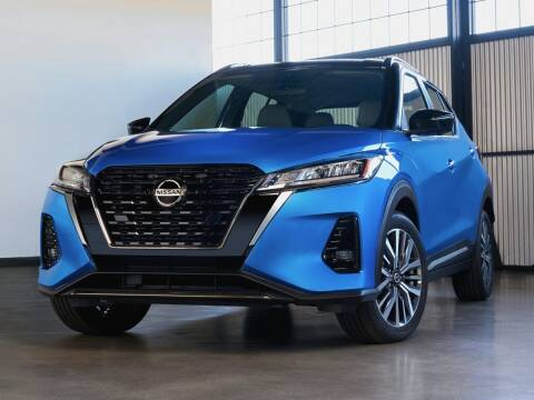 2021 Nissan Kicks for sale at Tom Peacock Nissan (i45used.com) in Houston TX