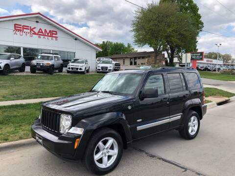 2012 Jeep Liberty for sale at Efkamp Auto Sales LLC in Des Moines IA