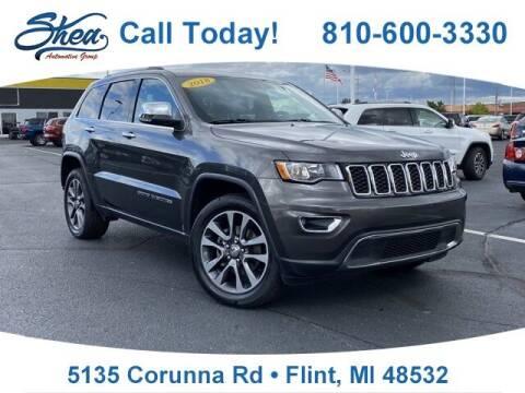 2018 Jeep Grand Cherokee for sale at Jamie Sells Cars 810 in Flint MI