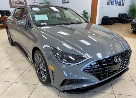 2020 Hyundai Sonata for sale at Adams Auto Group Inc. in Charlotte NC