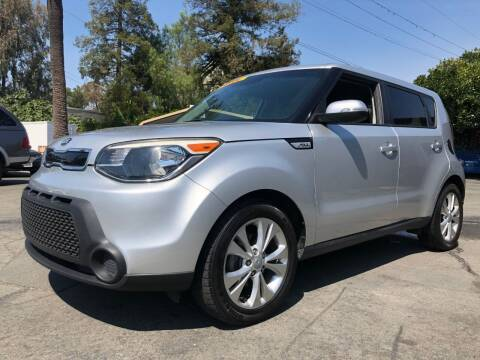 2014 Kia Soul for sale at Martinez Truck and Auto Sales in Martinez CA