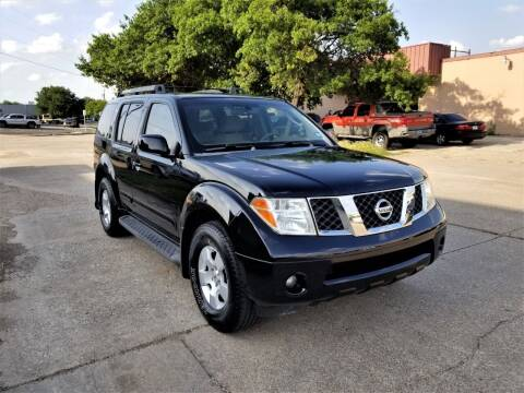 2007 Nissan Pathfinder for sale at Image Auto Sales in Dallas TX