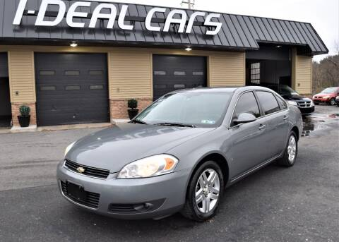 2008 Chevrolet Impala for sale at I-Deal Cars in Harrisburg PA