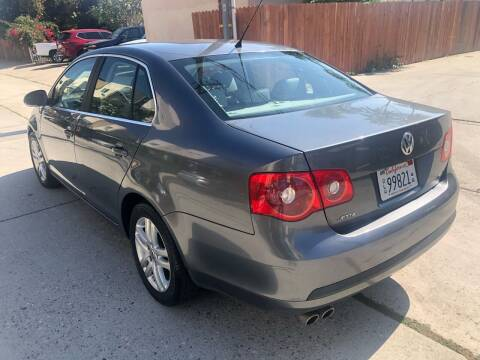 2007 Volkswagen Jetta for sale at Bell Auto Inc in Long Beach CA