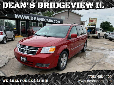 2009 Dodge Grand Caravan for sale at DEANSCARS.COM in Bridgeview IL