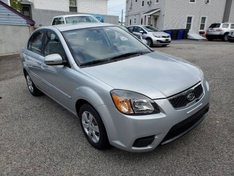 2011 Kia Rio for sale at Fortier's Auto Sales & Svc in Fall River MA