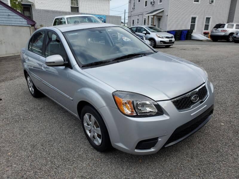 2011 Kia Rio for sale at Fortier's Auto Sales & Svc in Fall River MA