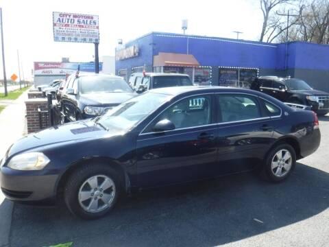 2008 Chevrolet Impala for sale at City Motors Auto Sale LLC in Redford MI