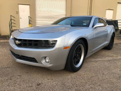 2011 Chevrolet Camaro for sale at The Auto & Marine Gallery of Houston in Houston TX