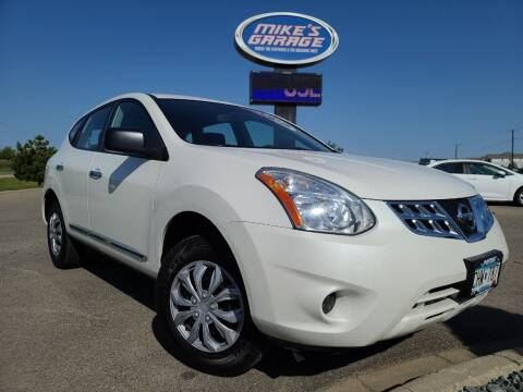 2011 Nissan Rogue for sale at Monkey Motors in Faribault MN