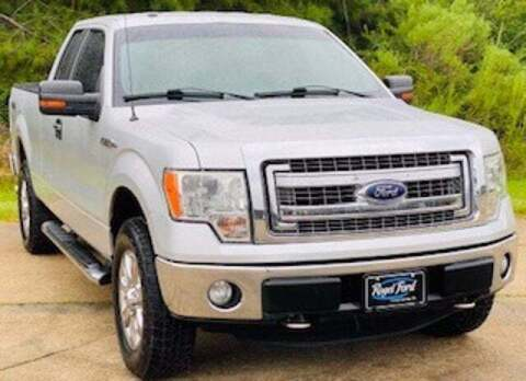 2013 Ford F-150 for sale at Rogel Ford in Crystal Springs MS