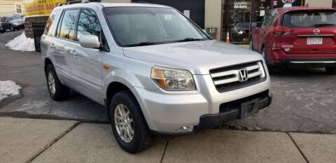 2006 Honda Pilot for sale at Motor City in Roxbury MA