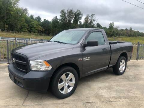 2015 RAM Ram Pickup 1500 for sale at Brady Car & Truck Center in Asheboro NC