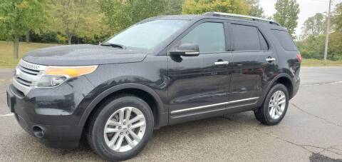 2012 Ford Explorer for sale at Superior Auto Sales in Miamisburg OH