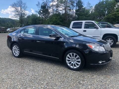 2013 Buick LaCrosse for sale at Brush & Palette Auto in Candor NY