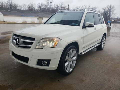 2010 Mercedes-Benz GLK for sale at Auto Choice in Belton MO