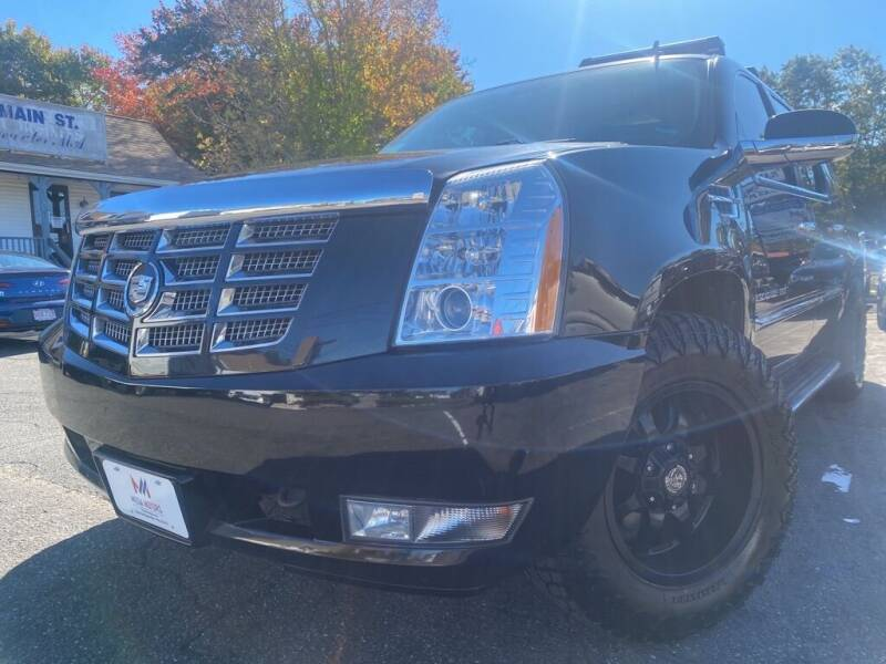 2011 Cadillac Escalade EXT for sale at Mega Motors in West Bridgewater MA
