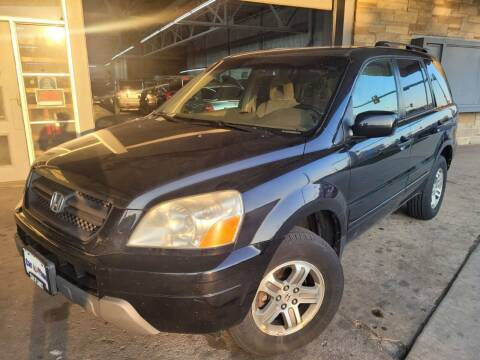 2004 Honda Pilot for sale at Car Planet Inc. in Milwaukee WI