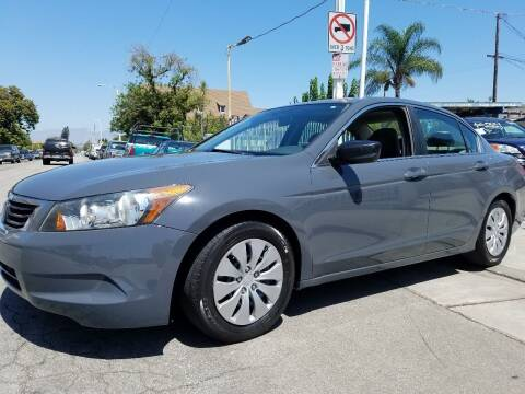 2010 Honda Accord for sale at Olympic Motors in Los Angeles CA