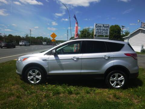 2014 Ford Escape for sale at Cove Point Auto Sales in Joppa MD