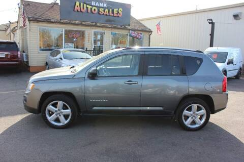 2011 Jeep Compass for sale at BANK AUTO SALES in Wayne MI