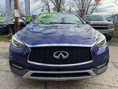 2018 Infiniti QX30 for sale at Best Cars R Us in Plainfield NJ