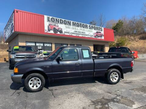 2002 Ford Ranger for sale at London Motor Sports, LLC in London KY