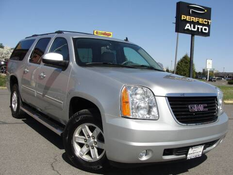 2014 GMC Yukon XL for sale at Perfect Auto in Manassas VA