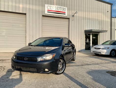 2010 Scion tC for sale at CTN MOTORS in Houston TX