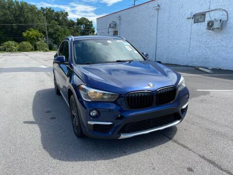 2016 BMW X1 for sale at LUXURY AUTO MALL in Tampa FL