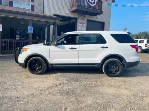 2014 Ford Explorer for sale at Upstate Auto Sales Inc. in Pittstown NY