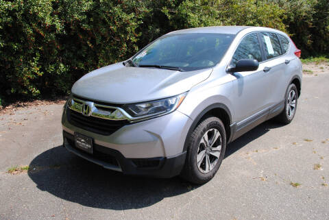 2017 Honda CR-V for sale at Byrds Auto Sales in Marion NC
