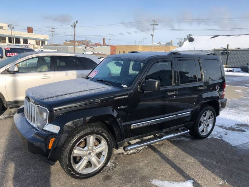 2012 Jeep Liberty for sale at Kramer Motor Co INC in Shelbyville IN