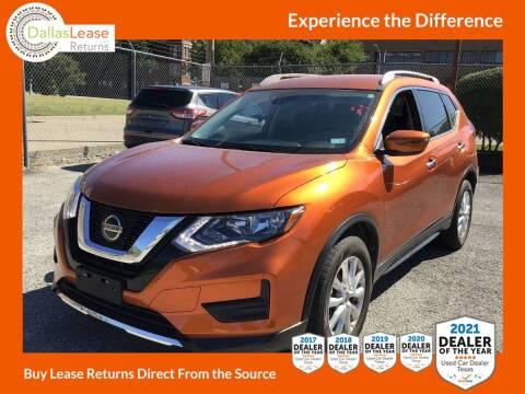 2019 Nissan Rogue for sale at Dallas Auto Finance in Dallas TX