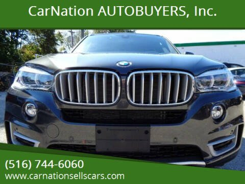 2018 BMW X5 for sale at CarNation AUTOBUYERS, Inc. in Rockville Centre NY