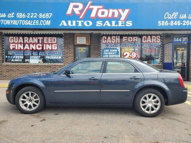 2007 Chrysler 300 for sale at R Tony Auto Sales in Clinton Township MI