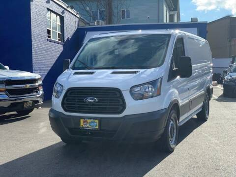 2017 Ford Transit Cargo for sale at AGM AUTO SALES in Malden MA