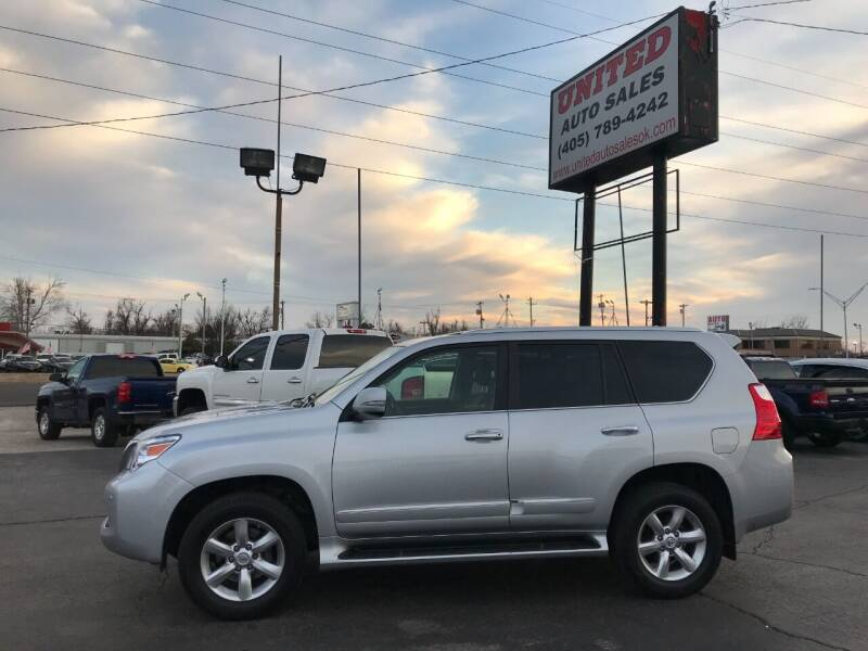 2011 Lexus GX 460 for sale at United Auto Sales in Oklahoma City OK