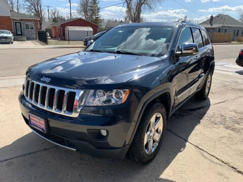 2013 Jeep Grand Cherokee for sale at Armando's Auto in Fort Lupton CO