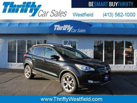 2013 Ford Escape for sale at Thrifty Car Sales Westfield in Westfield MA