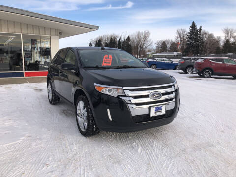 2014 Ford Edge for sale at Drive Chevrolet Buick Rugby in Rugby ND