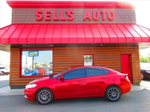 2013 Dodge Dart for sale at Sells Auto INC in Saint Cloud MN